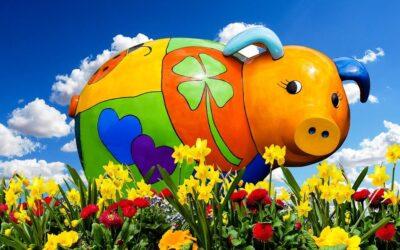 Åbent Hus og arbejdsdage i påsken